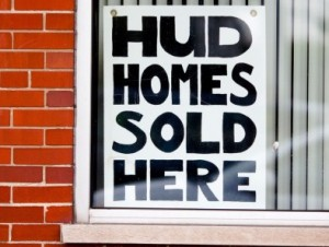 HUD homes shadow inventory