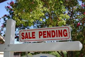 Escrow, pending sale